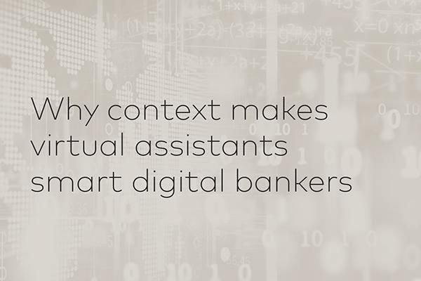 Virtual Assistants Smart Digital Bankers